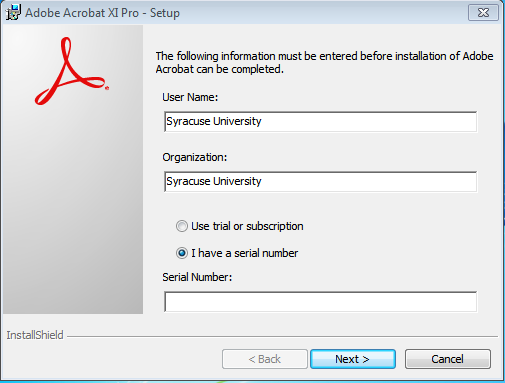 free download serial number adobe acrobat xi pro 11