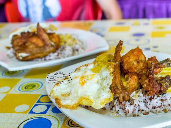 Nasi Dagang Kampong Baru Gua Musang 話望生新村 @ Kelantan