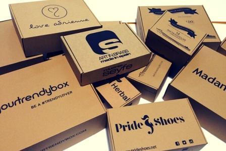 cajas para envios