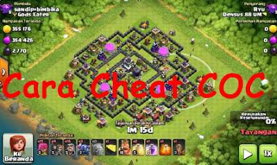 How To Cheat COC