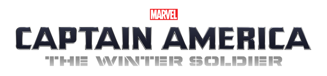 Picture of Logo Captain America: The Winter Soldier Film title screen shot