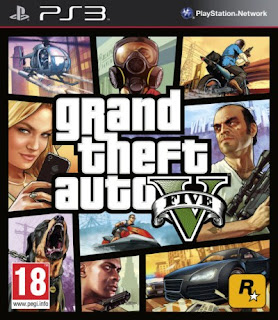 Grand Theft Auto GTA V v1.06 PS3 Repack by Afd