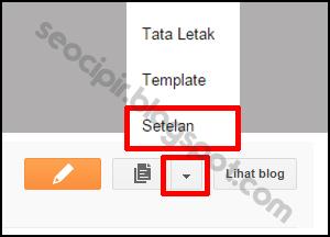 Cara Menghapus Blog Secara Permanen Untuk blogspot