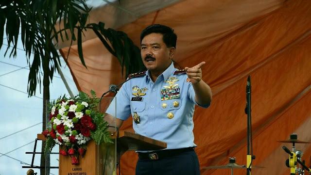 Keluarga Marsekal Hadi Difitnah, TNI Siapkan Langkah