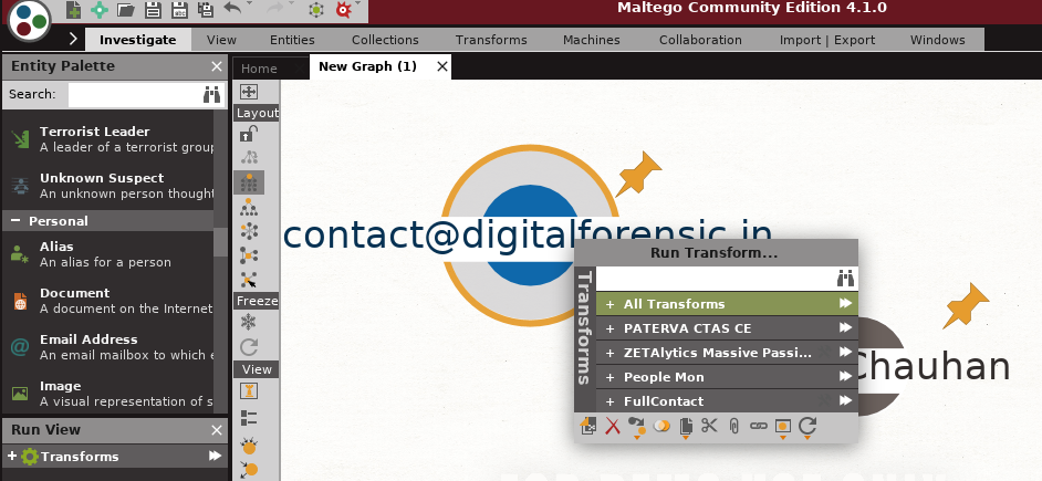 How To Trace Any Person With Phone Number (Maltego)