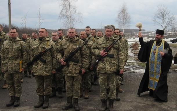У Харківській області розпочалися навчання резервістів
