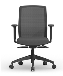 Atto weight sensing office chair