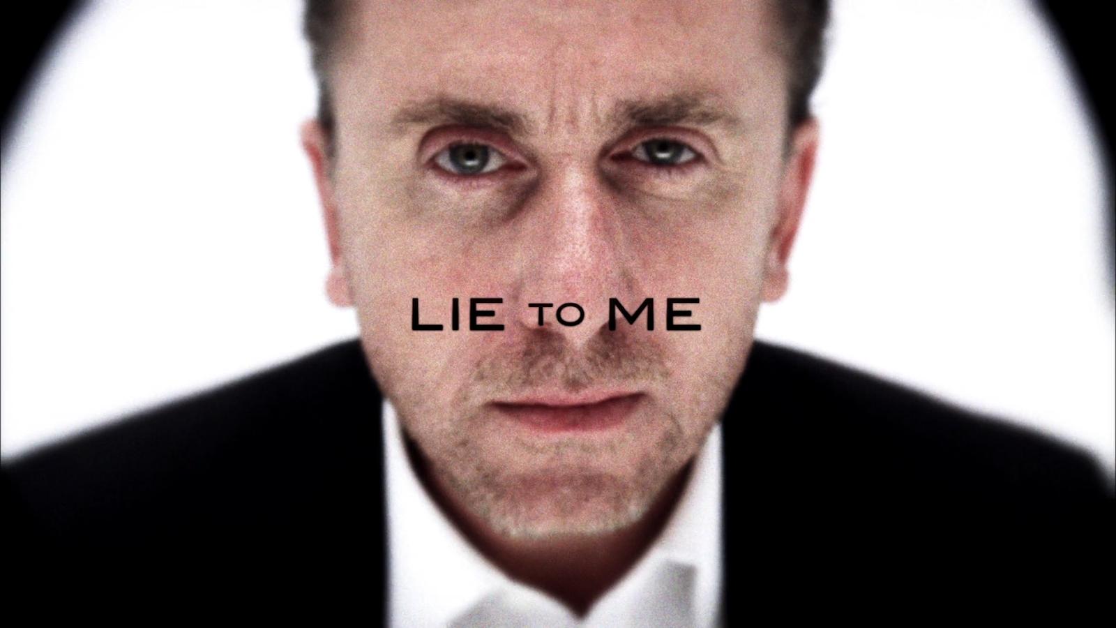 Poster de Lie to Me