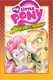 MLP Adventures in Friendship #2 Comic
