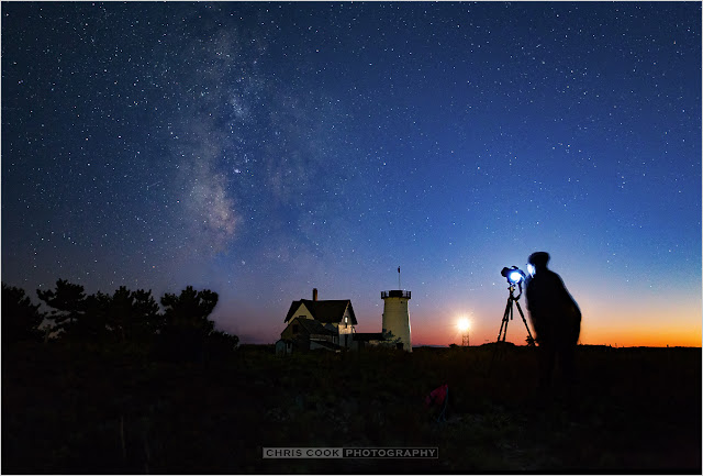 Cape Cod wedding blog photo from Chris Cook Photography about 2016 NIGHT PHOTOGRAPHY WORKSHOP DATES POSTED