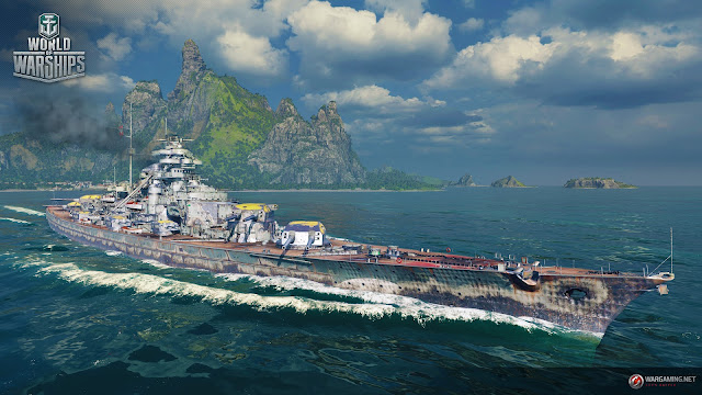 Nuevo pack de misiones semanales en world of warships