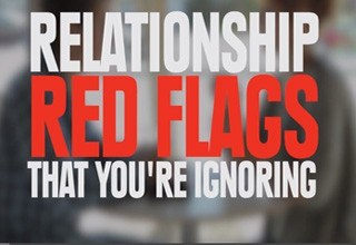 Dating widower red flags