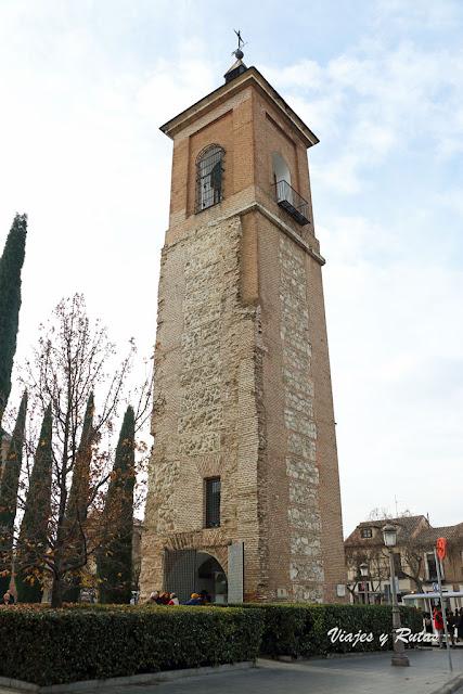 Torre de Santa María, Alcalá de Henares