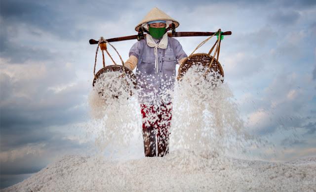 Ketahui Bagaimana Garam Bukan Sekadar Penambah Rasa Makanan Tapi Boleh Mengurangkan Keletihan Badan