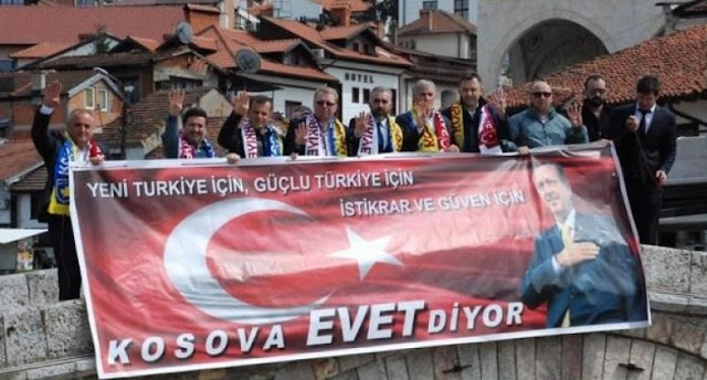 1275 Turkish to vote in Kosovo on constitutional changes