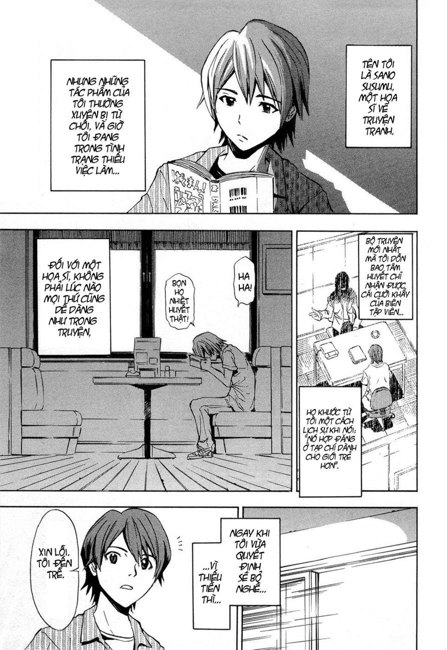 Ibitsu chap 13.5 trang 1