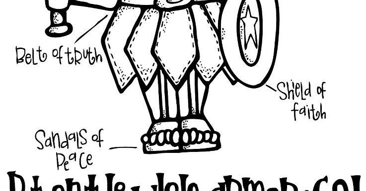 Kingdom Kidz: 屬靈的全副軍裝~平安的福音鞋