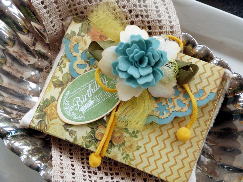 Birthday Wishes Gift Wrap