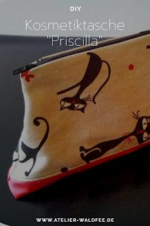 Kosmetiktasche Priscilla