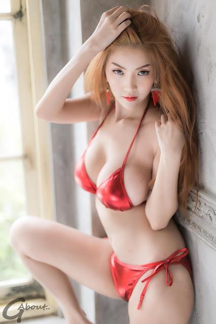 Hot girls Thai porn star Alisa Rattanachawangkul