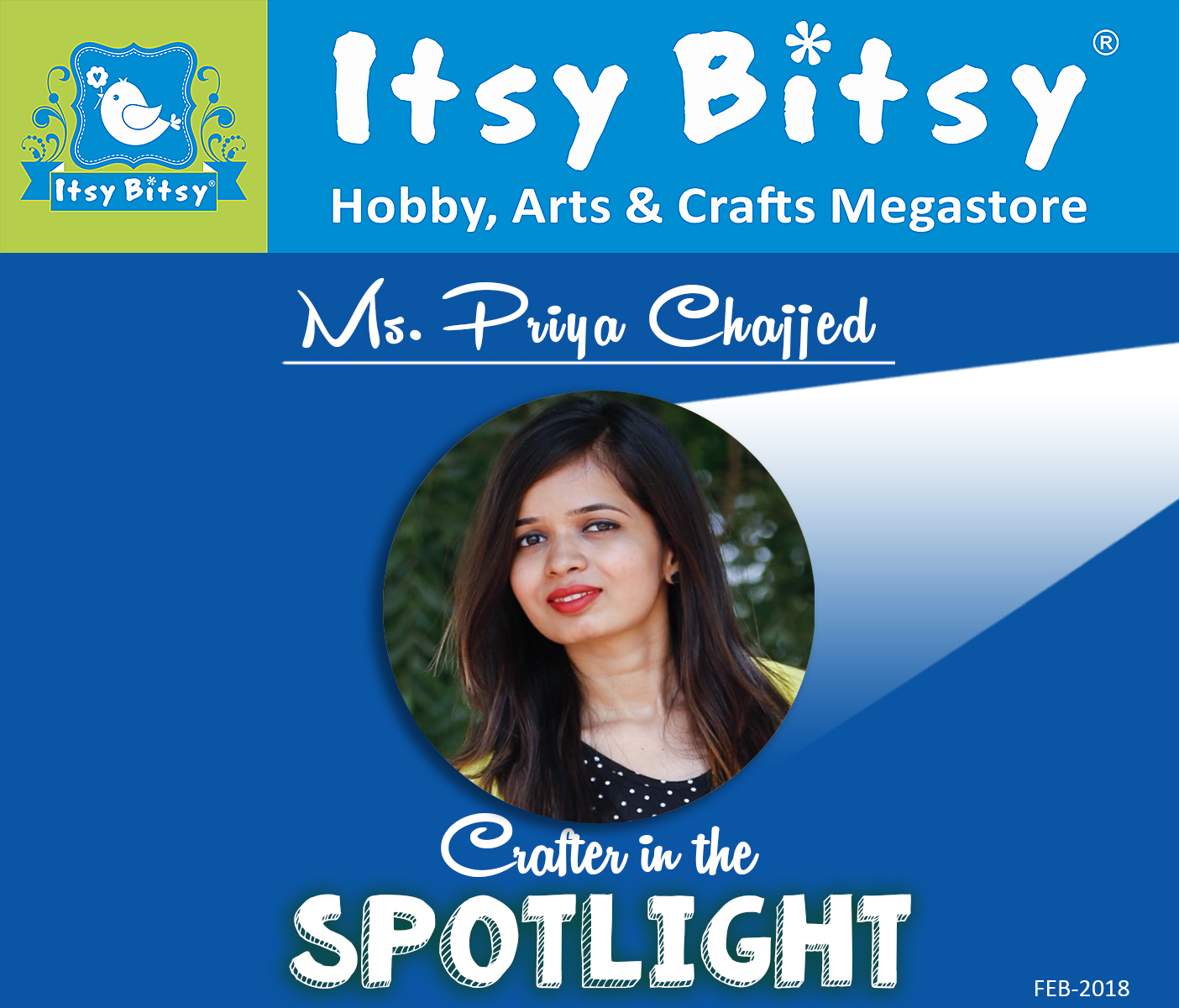 crafter in spotlight- itsybitsy
