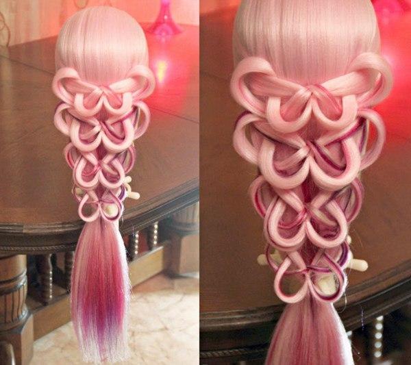 Tutoriales para hacer todo tipo de peinados belleza y - Tutorial de peinados ...