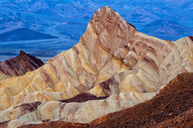 Zabriskie Point, California, Amerika Serikat