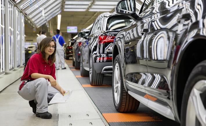 El acuerdo está sujeto a un contenido regional (ICR) de 40% y la actual fórmula para su cálculo. (Foto: Audi)