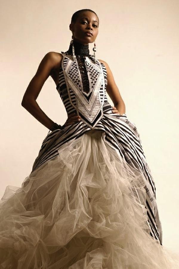 { Ask Cynthia }: Ethnic Weddings | African Wedding Dresses