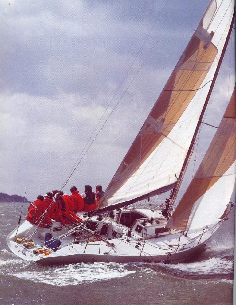 RB Sailing: Phoenix (Beneteau One Tonner