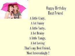 Funny Birthday wishes Messages For best friend