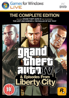 Download Grand Theft Auto IV Complete Edition PC Game Gratis