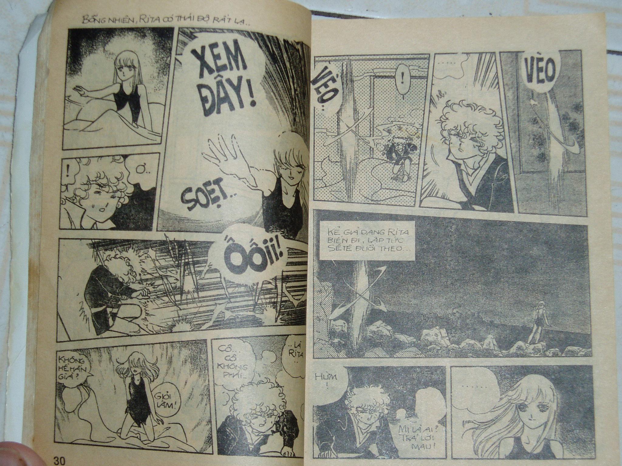 Siêu nhân Locke vol 13 trang 14
