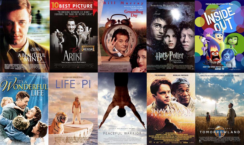 Inspiratinal movies