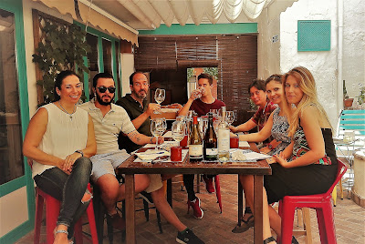 chato grato - taller de cata de vinos blancos