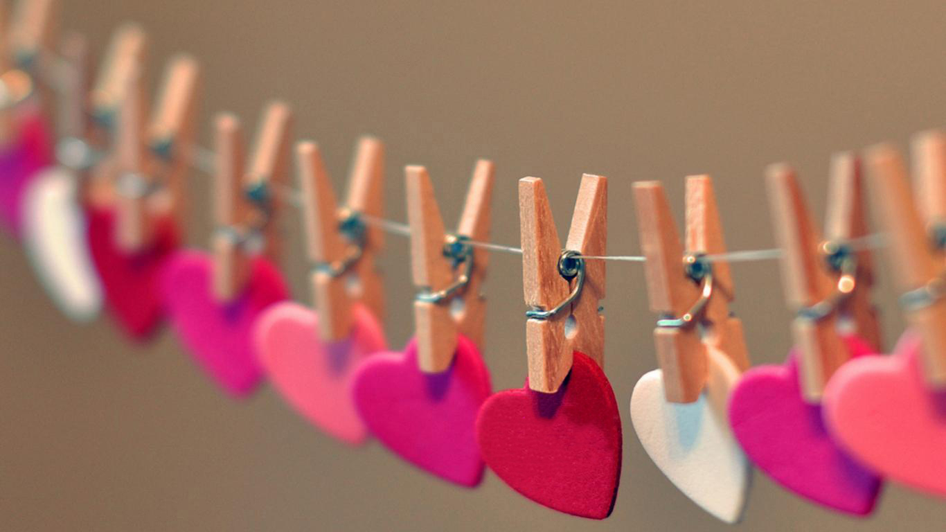 Hanging Heart Fb Cover Ocean