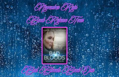 Blog Tour: November Rain by Shannon Thompson