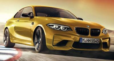 2018 BMW M2 Date de sortie et prix