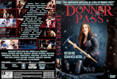 Filme Donner Pass DVD Capa