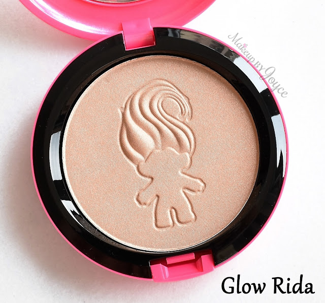 MAC Glow Rida Beauty Powder Good Luck Trolls Review