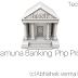 Yamuna Banking  Php Project
