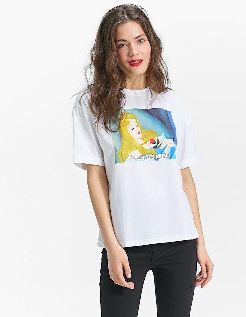 camiseta-disney-stradivarius