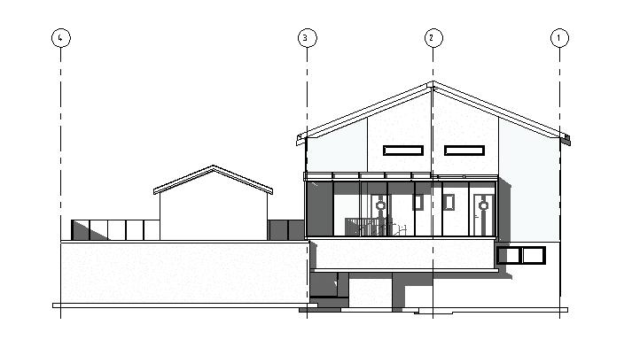 Ugla Design: 3-mannsbolig Seter BK1 T3 (cadhp2-eksamen)