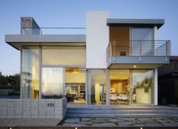 Model rumah 2 lantai mungil - Bentuk Rumah Idaman Minimalis