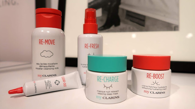 Introducing My Clarins