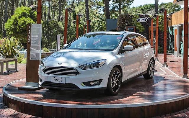 Novo Ford Focus 2017