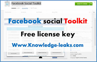 Facebook-social-Toolkit