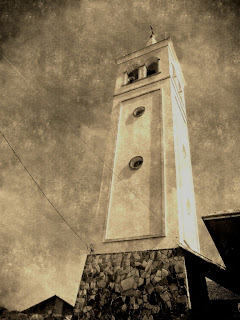 Torre do Sino, em Protásio Alves