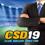 Club Soccer Director 2019 Mod Apk (Unlimited Money)