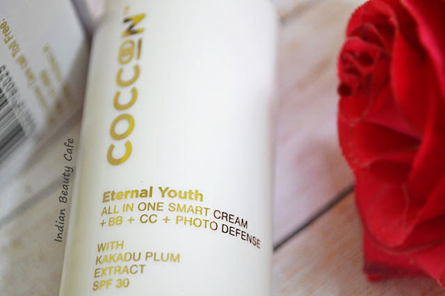 Coccoon Eternal Youth All in One Smart Cream BB CC Photo Defense